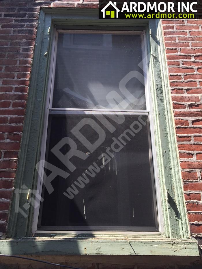 Replace-Vinyl-Double-Hung-Window-Philadelphia-Before