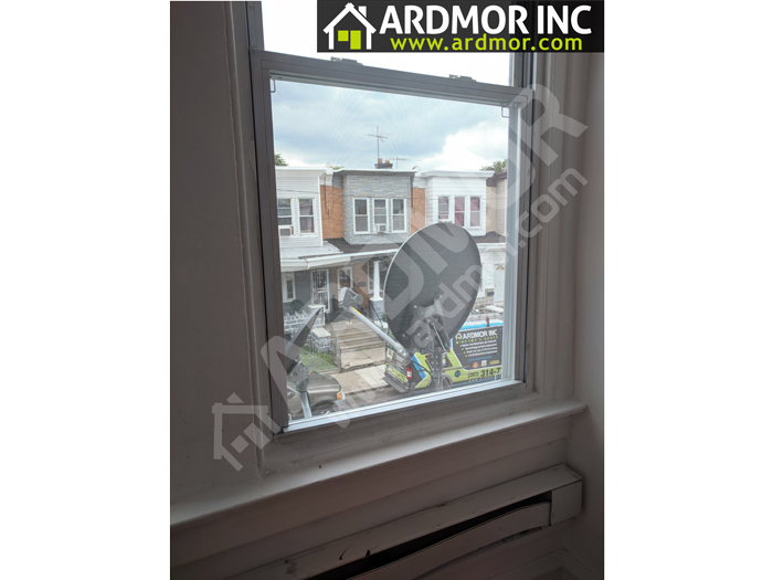 Broken_Glass_in_Double_Hung_Window_Replacement_Philadelphia_PA_after