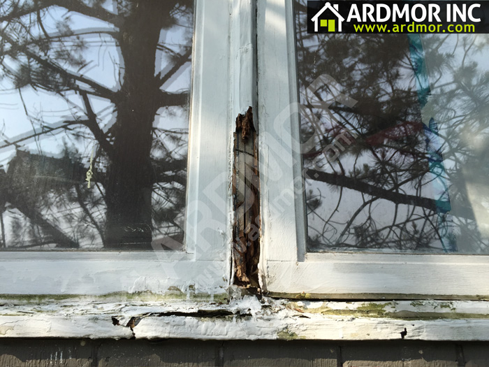 Casement_Window_Sill_Repair_West_Windsor_Township_NJ_before