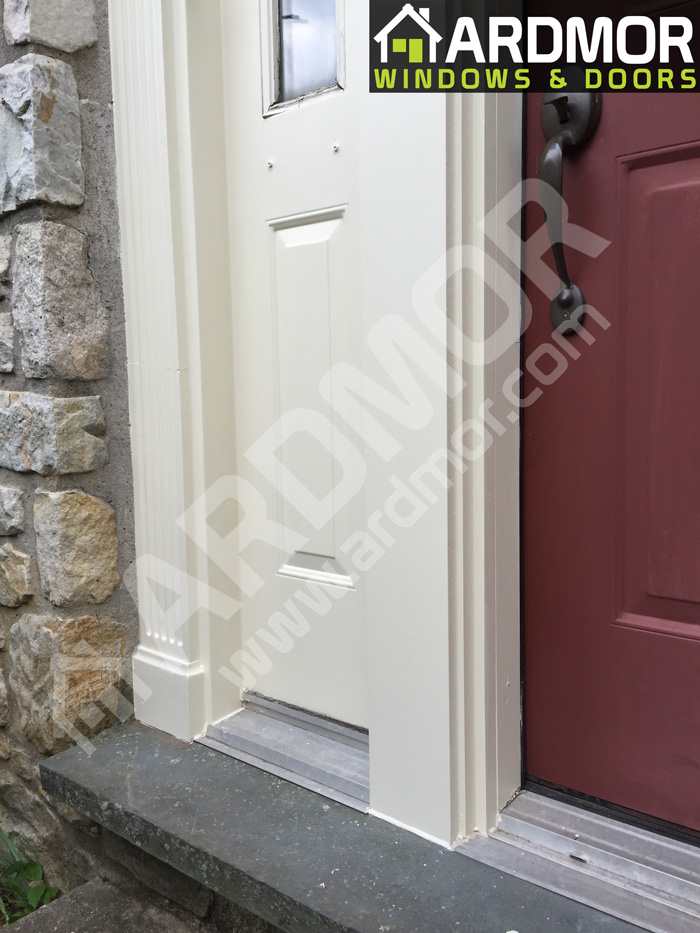 Entry_Door_Frame_Repair_in_Upper_Gwynedd_Township_PA_after