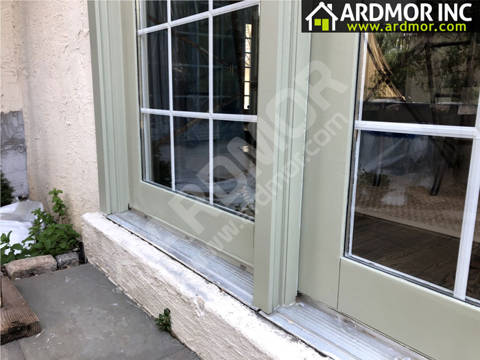 French_Door_Frame_Repair_in_Upper_Merion_Township_PA_after