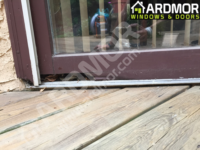 Patio_Sliding_Door_Sash_Repair_in_Wynnewood_PA_before