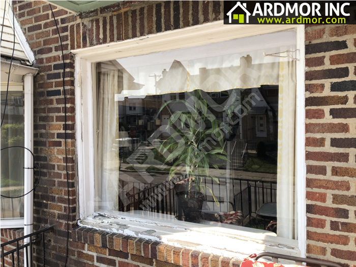 Triple_Vinyl_Window_Installation_Philadelphia_PA_before