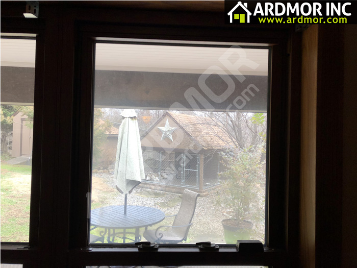 Foggy_Glass_Replacement_in_Double_Hung_Window_Willow_Grove_PA_before