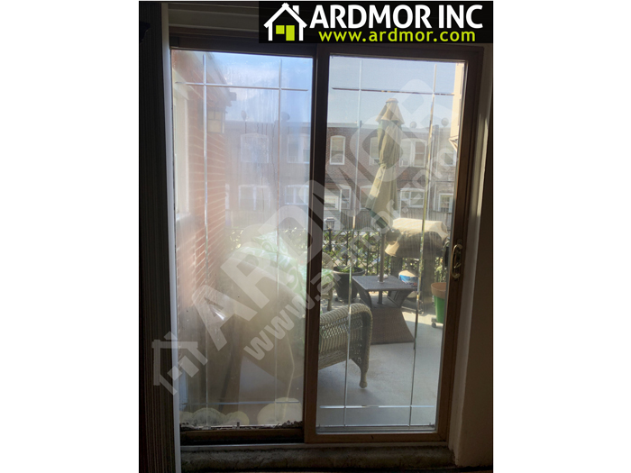 Patio_Door_Fogged_Up_Glass_Replacement_Philadelphia_PA_before