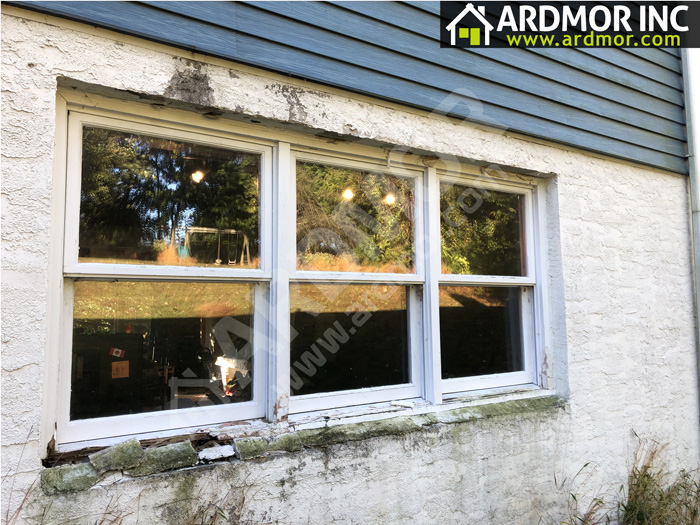 Picture_Windows_Installation_with_PVC_Boards_and_Trim_before