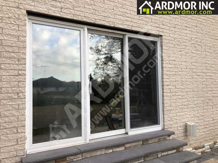 Triple_Patio_Door_Installation_in_Levittown_PA_BEFORE